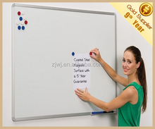 Jiangsu 30x45cm magnetic Dry wipe whiteboard with marker and pentray