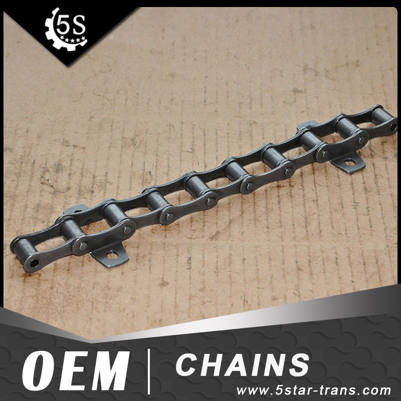 Agriculture Machine Equipment Agricultural roller chains with k1 attachments