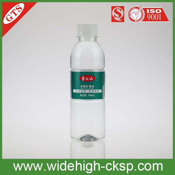 Natural Mineral Water 300ml Alkaline Bottled Water Distributor