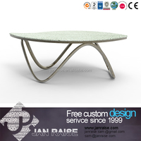 High quality and cheap price glass coffee table