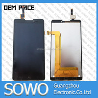 For Lenovo P780 100% Original and New lcd display touch screen digitizer replacement