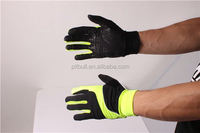 Top Quality decoration sports racing bicycle gloves