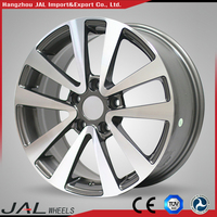 Factor Price 2015 Made In China Top Quality Alloy Wheel In India