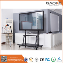 Gaoke 55 65 70 84 inch Infrared LCD Interactive Touch Screen Smart Board TV With 1920*1080 4K Resolution Support Multi Users