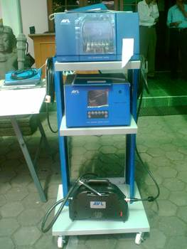CO / HC Gas Analyzer & Smoke Analyzer