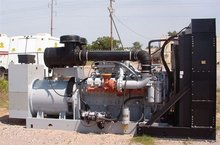 New 1000KW 16V-2000 Diesel Generator Skid Mounted 50 or 60 Hz