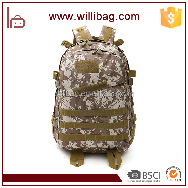 2017 OEM Oxford Camouflage Tactical Military Survival Backpacks
