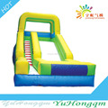 2017 professional supplier hot selling cheap inflatable slide for kids