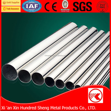 Mirror Polished ASTM Standard OEM Thin Wall Stainless Steel Tubing