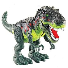 Animal toys,DeXop Electronic Dinosaur Toys Walking Dinosaur with Flashing And Sounds for boys