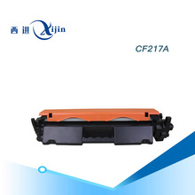 New Toner cartridge cf217a for hp laserjet pro m102w m130fn with stable quality