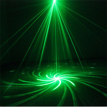 Outdoor Stage Light RGB Laser systems 5w RGB laser christmas laser man show