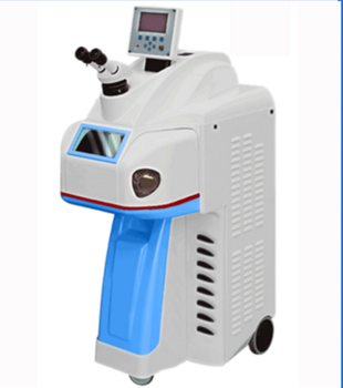 high precision portable laser welding machine with stainless steel/metal
