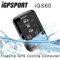 Cylce computer Wireless iGPSPORT iGS60 unique bicycle accessories