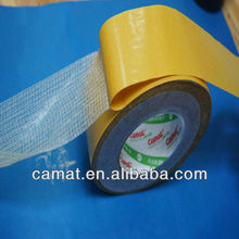 Guangzhou factory carpet edge fibre glass double sided tape for general bonding &monunting