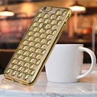 Soft Bubble TPU Multi Colors Armor Phone Case Cover for iphone 6