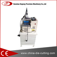 pneumatic belt cutter machines for ribbon