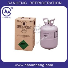 High Quality 11.3kg 25lbs Mixed Refrigerant R502