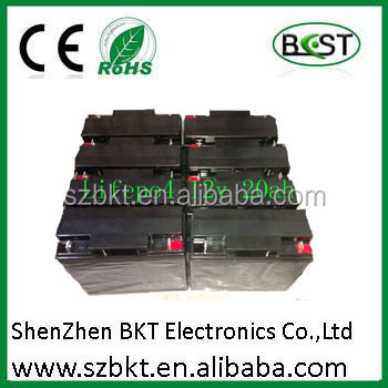 li-ion battery pack 12v 20ah lifepo4 nano phosphate battery pack
