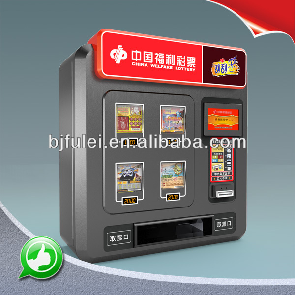 how to use ticket vending machine