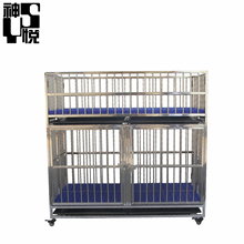 China pets accesories veterinary cages iron dog crate