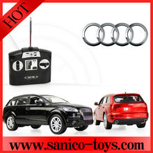 Newest Audi Q7 1:14 4ch remote control car ,racing car