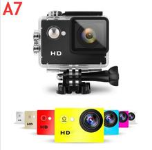 1080P HD Sports Action Camera 30meter Waterproof Sport Video Recorder Car Cameras