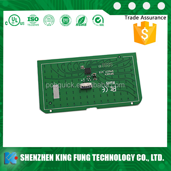 fr4 94v0 Pcb assembly electronic component,keyboard pcb assembly