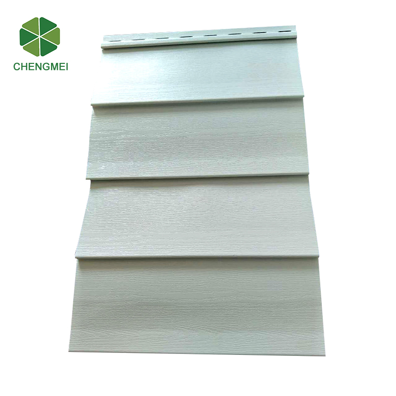 High quality factory direct 8 inch overstock vinyl siding