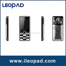 Low end phone 2.4inch dual sim card with 3g feature phone