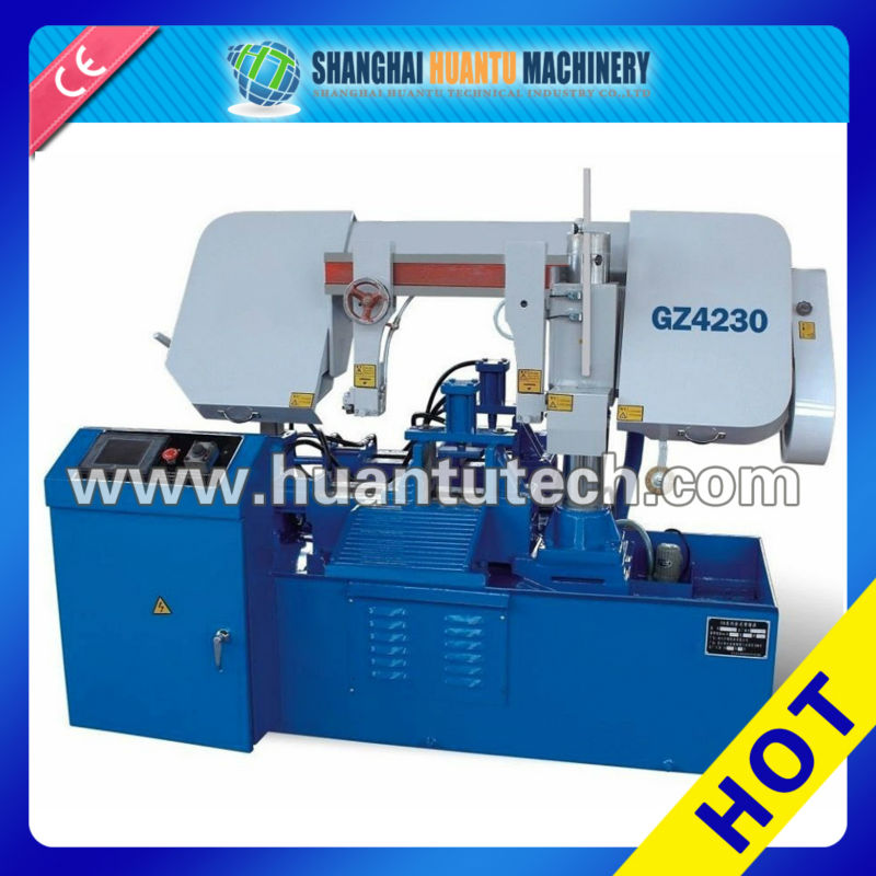 High precision manufacturing horizontal cutting band sawing machine