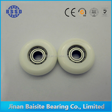 cheap small size nylon wheel bearing for trolley