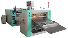 Microcomputer Automatic Flattening and Slicing Machine