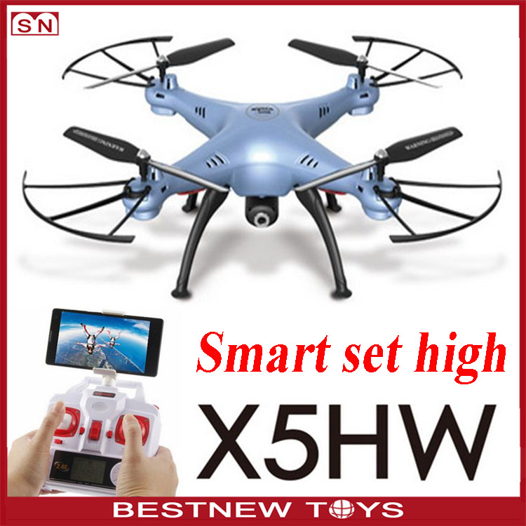 Height Hold WIFI RC Real Time Syma Drone 3.7v Syma X5HW Battery X5SC Drone