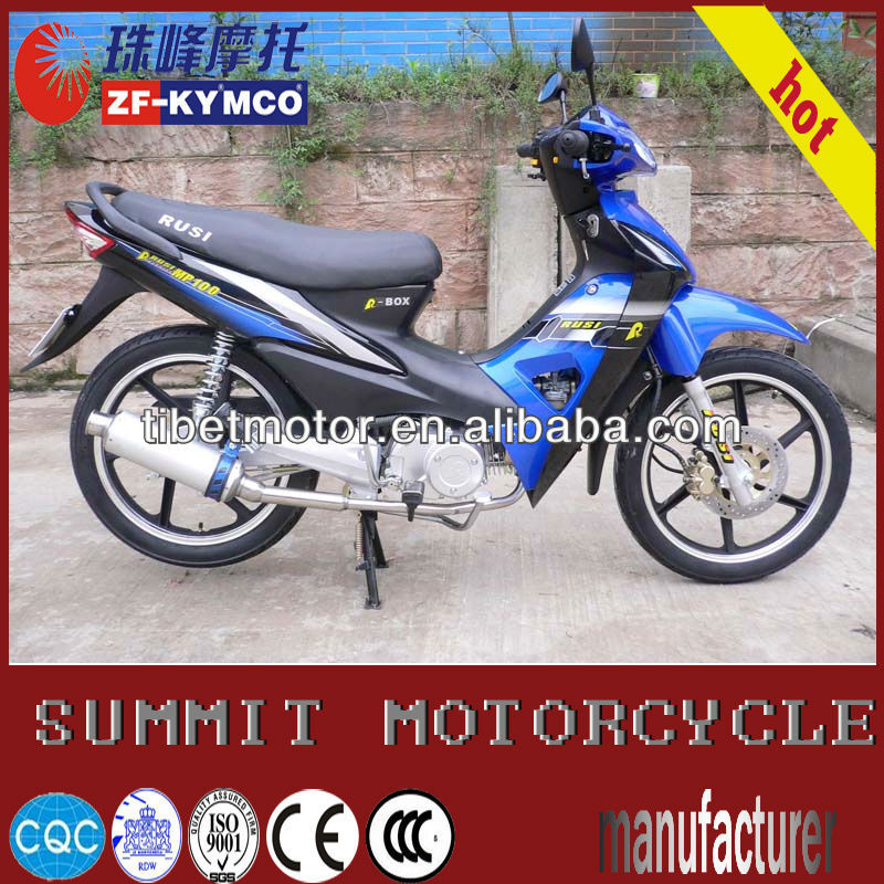 Fashion outlooking 125cc cub motorcycle for cheap sale ZF100-5