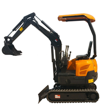 chinese cheap mini excavator 1.6 ton XN16 for sale