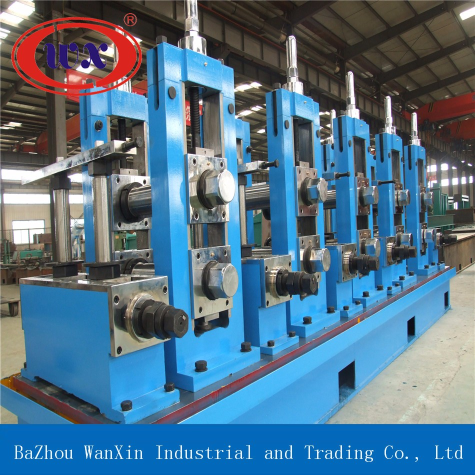 Hot sale Round/Square API ERW Pipes production line