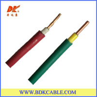 All Kinds Of Popular PVC copper wire for tin can welding