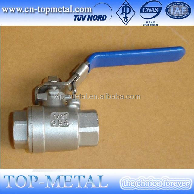 ss316 1pc flange stainless steel ball valve