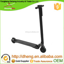 5.0Ah Battery 2 Wheel Carbon Fiber Folding Electric scooter with 300W Power