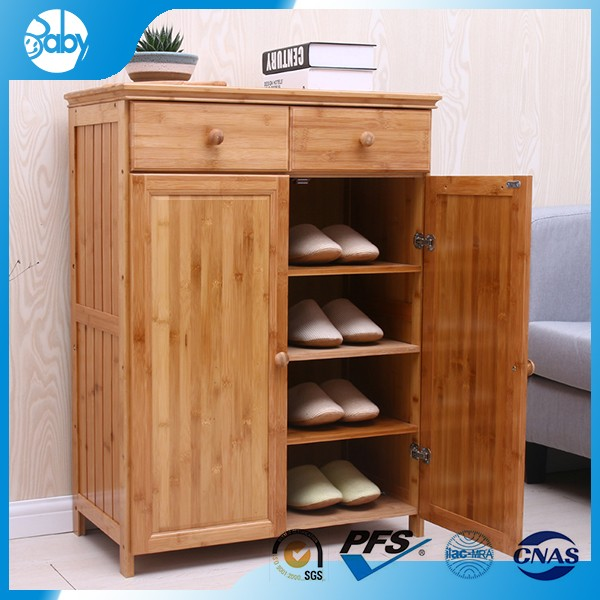 China famous manufacturer assembly of shoe cabinet