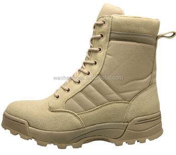desert tactical boots Swat leather boots military boots combat boots