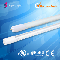 shenzhen manufactur red 4 foot 18w led chinese sex tube