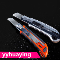 Utility Cutter Knife Safety High Quality assisted knives ,auto paper cut knife,Industrial knife/utility Cutter knife