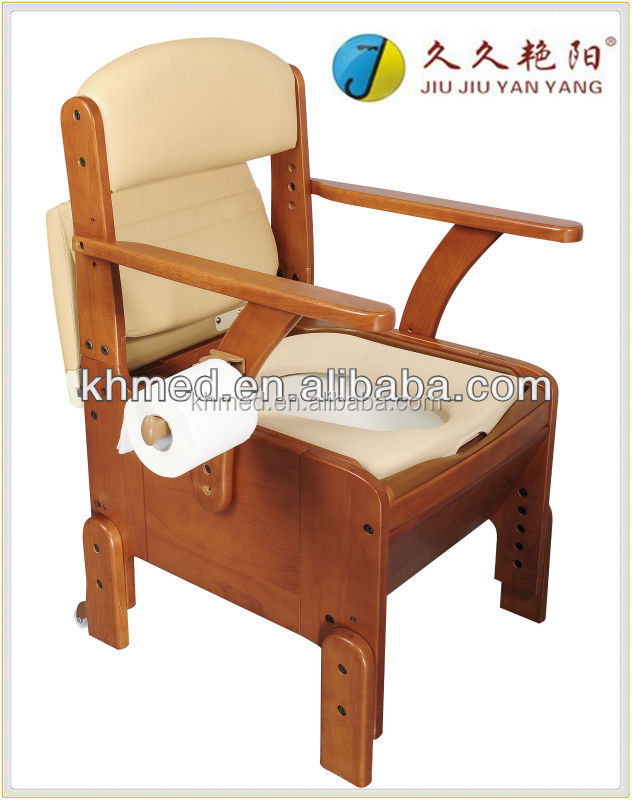 JY-MBY home funiture commode wooden chair