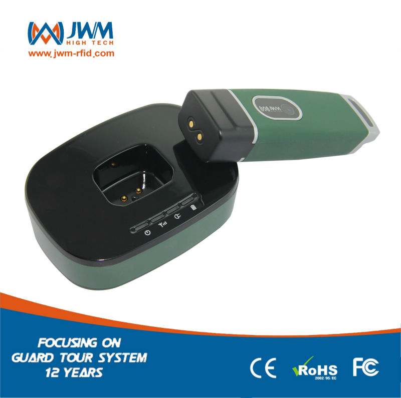 complete water proof patrol wand for guard tour control system