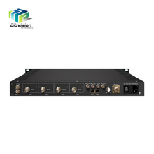 Cable TV Digital Headend Professional DVB-T/T2 Modulator with ASI and IP input
