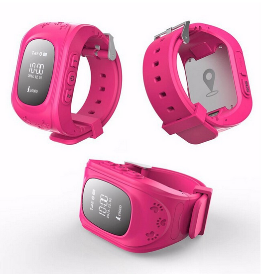 Hot Sell GPS smart watch kids, Mobile phone fashion kids wristband watch
