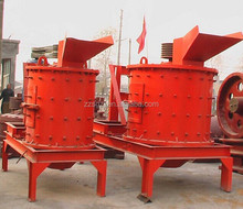 Strong crushing power vertical composite crusher