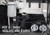 HHO Hydrogen Gas Dry Cell Generator Fuel Saving Kit 6